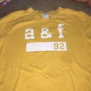 Abercrombie boys shirt